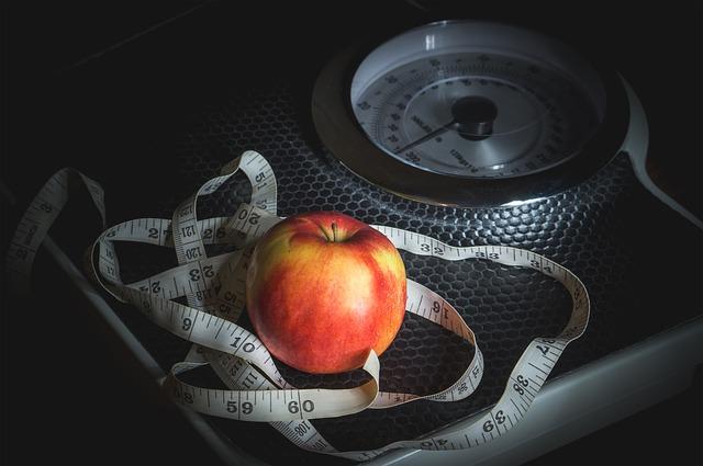 vážení jablka