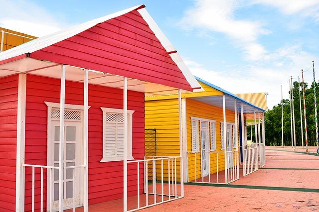 bydlení v barvách