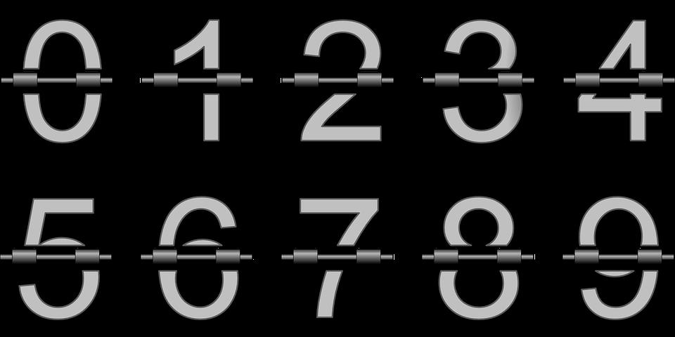 postupka z číslic